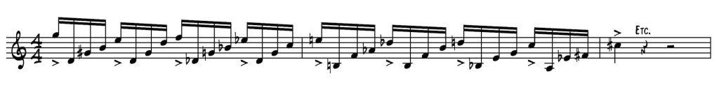 Block Chord 1